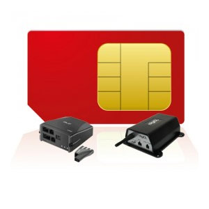 SIM Card for Remote Download Devices
