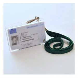 Digital Tachograph Card Holder