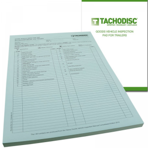 Inspection Pad - Trailers